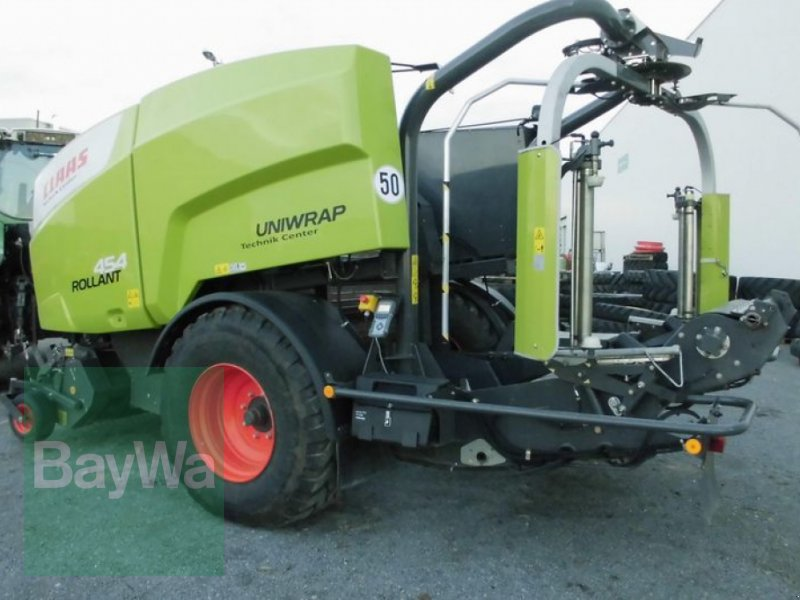 Press-/Wickelkombination des Typs CLAAS ROLLANT 454 UNIWRAP, Gebrauchtmaschine in Bamberg (Bild 3)
