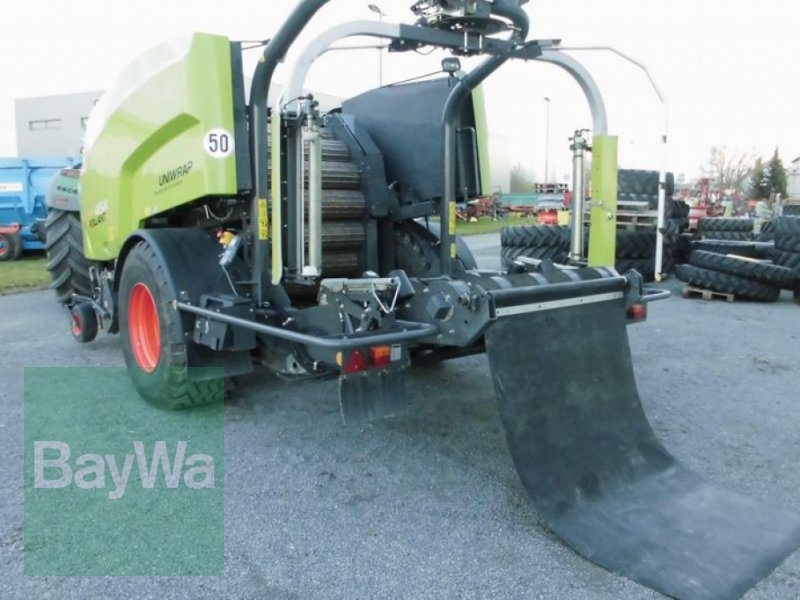 Press-/Wickelkombination des Typs CLAAS ROLLANT 454 UNIWRAP, Gebrauchtmaschine in Bamberg (Bild 4)