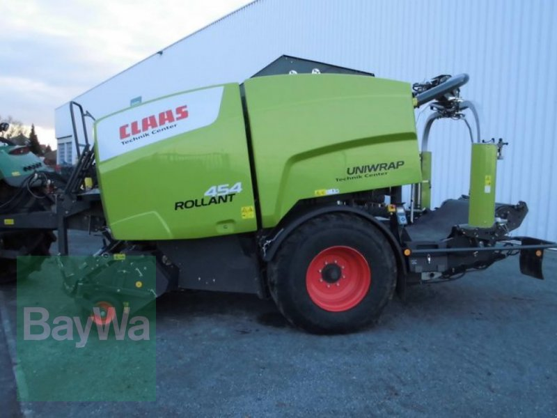 Press-/Wickelkombination des Typs CLAAS ROLLANT 454 UNIWRAP, Gebrauchtmaschine in Bamberg (Bild 2)