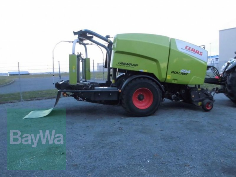 Press-/Wickelkombination des Typs CLAAS ROLLANT 454 UNIWRAP, Gebrauchtmaschine in Bamberg (Bild 6)
