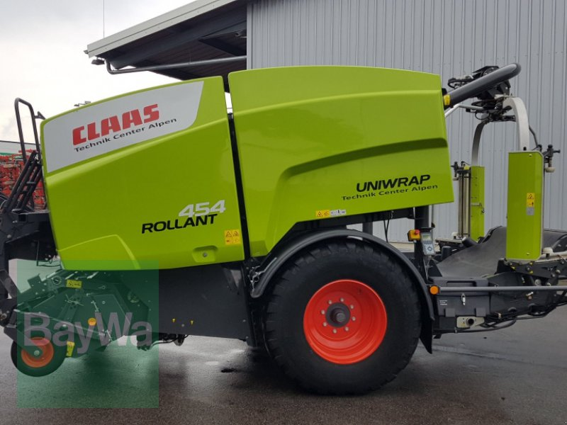 Press-/Wickelkombination du type CLAAS ROLLANT 454 UNIWRAP, Gebrauchtmaschine en Bamberg (Photo 2)