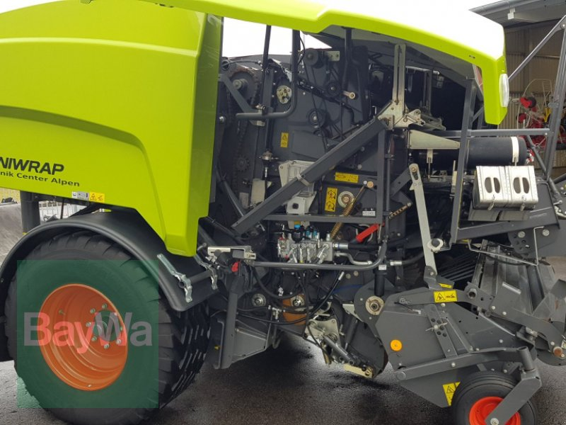 Press-/Wickelkombination du type CLAAS ROLLANT 454 UNIWRAP, Gebrauchtmaschine en Bamberg (Photo 10)