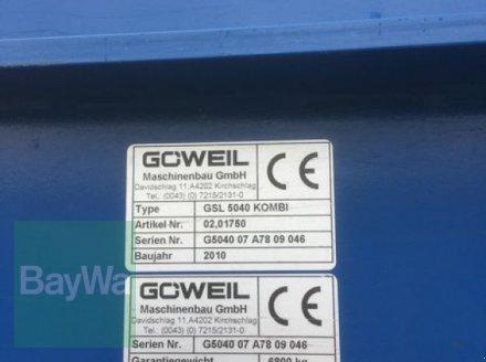 Press-/Wickelkombination des Typs CLAAS ROLLANT 455 RC GSL 5040 KOMBI, Gebrauchtmaschine in Straubing (Bild 8)