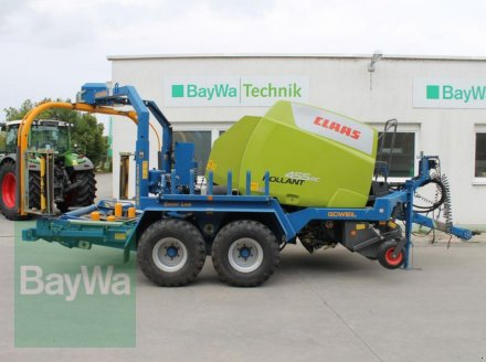 Press-/Wickelkombination des Typs CLAAS ROLLANT 455 RC GSL 5040 KOMBI, Gebrauchtmaschine in Straubing (Bild 1)