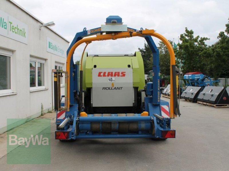 Press-/Wickelkombination des Typs CLAAS ROLLANT 455 RC GSL 5040 KOMBI, Gebrauchtmaschine in Straubing (Bild 3)