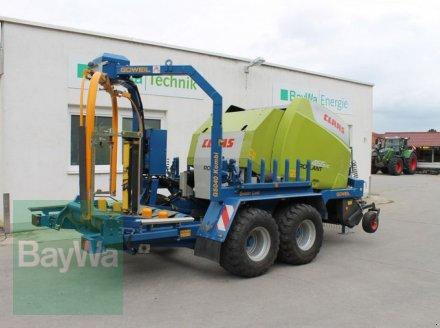 Press-/Wickelkombination des Typs CLAAS ROLLANT 455 RC GSL 5040 KOMBI, Gebrauchtmaschine in Straubing (Bild 5)