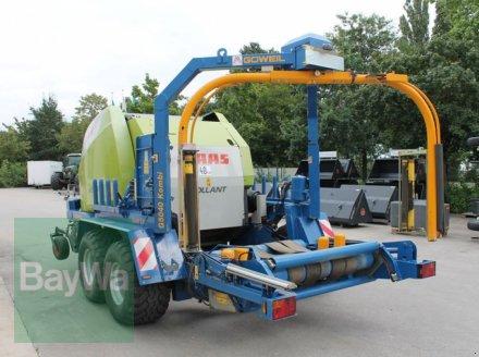 Press-/Wickelkombination des Typs CLAAS ROLLANT 455 RC GSL 5040 KOMBI, Gebrauchtmaschine in Straubing (Bild 4)