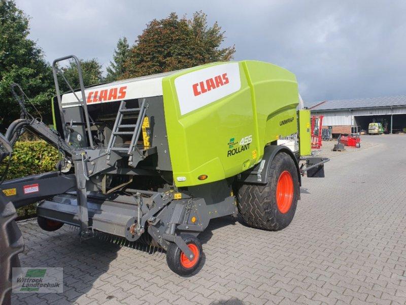 Press-/Wickelkombination типа CLAAS Rollant 455 RC UW, Gebrauchtmaschine в Rhede / Brual (Фотография 1)
