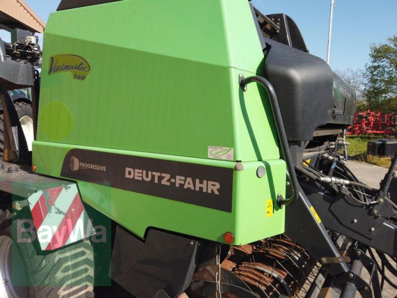 Press-/Wickelkombination des Typs Deutz-Fahr VARIMASTER 560 BP, Gebrauchtmaschine in Manching (Bild 15)