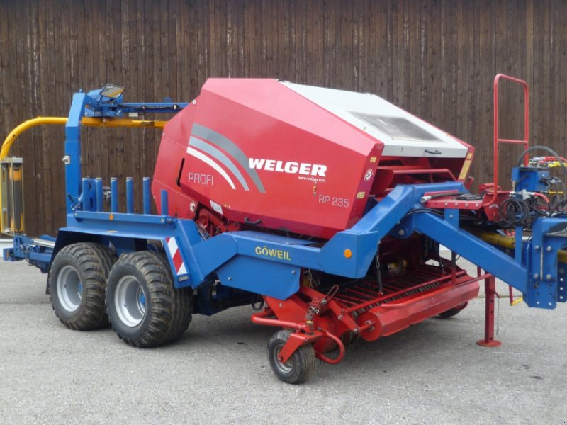 Press-/Wickelkombination des Typs Göweil G 5040, Gebrauchtmaschine in Eggenthal (Bild 1)