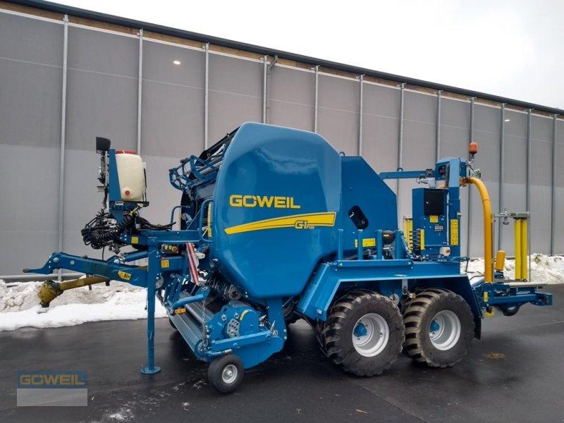 Press-/Wickelkombination типа Göweil G1, Gebrauchtmaschine в Amel (Фотография 1)