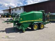 Press-/Wickelkombination tip John Deere 678 KOMBI, Gebrauchtmaschine in Bodenmais