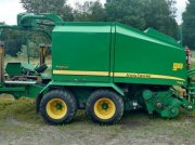 John Deere 744 INPLASTARPRESS 25 KNIVAR Press-/Wickelkombination