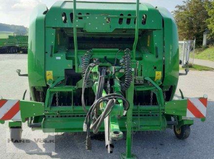 Press-/Wickelkombination des Typs John Deere C441 R, Gebrauchtmaschine in Eching (Bild 2)