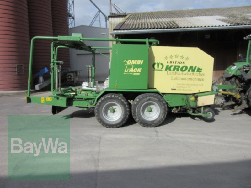 Press-/Wickelkombination des Typs Krone Combi Pack 1500 MC, Gebrauchtmaschine in Erbach (Bild 1)