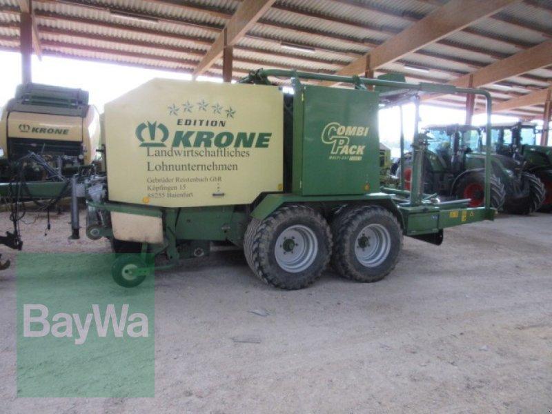 Press-/Wickelkombination des Typs Krone Combi Pack 1500 MC, Gebrauchtmaschine in Erbach (Bild 2)