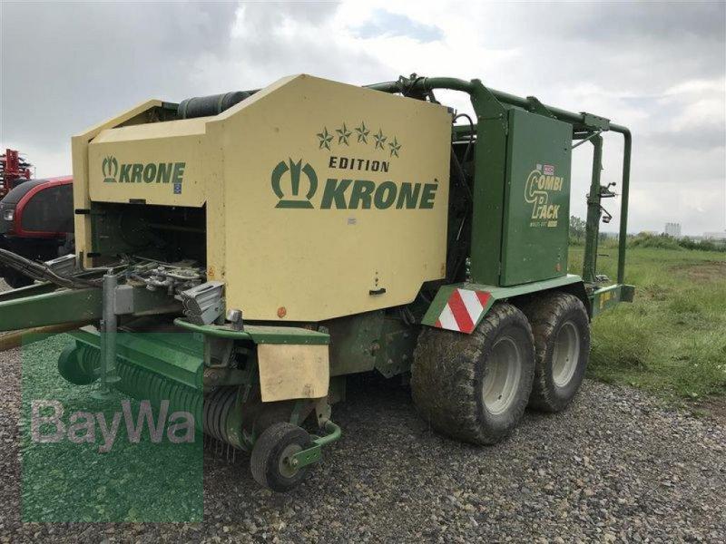 Press-/Wickelkombination des Typs Krone Combi Pack 1500 V-MC, Gebrauchtmaschine in Blaufelden (Bild 1)