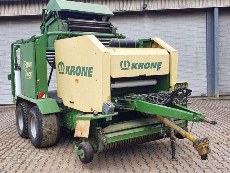 Press-/Wickelkombination des Typs Krone Combi Pack 1500 V MC, Gebrauchtmaschine in Sonnefeld (Bild 1)