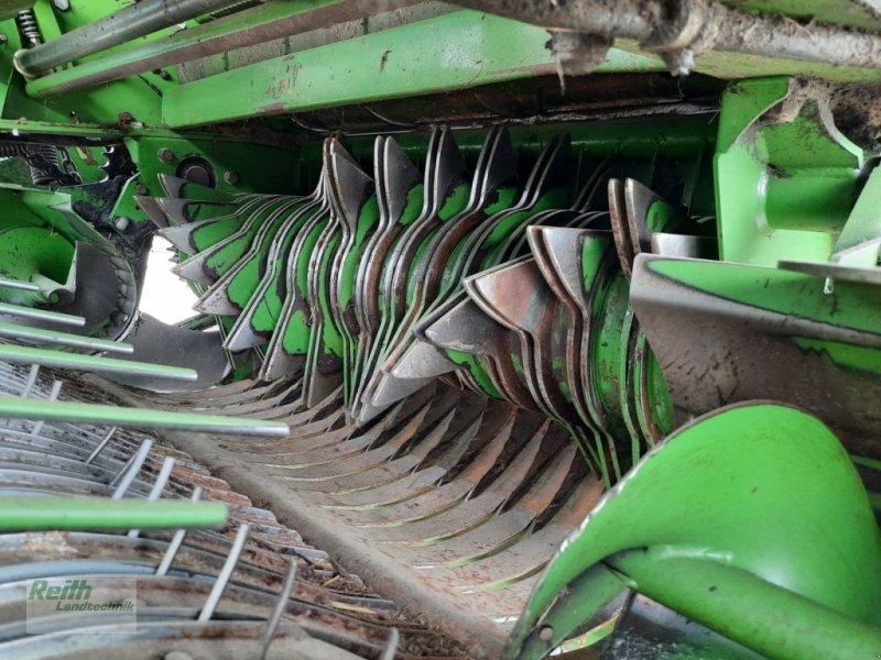 Press-/Wickelkombination типа Krone Comprima CF 155 XC, Gebrauchtmaschine в Langweid am Lech  (Фотография 12)