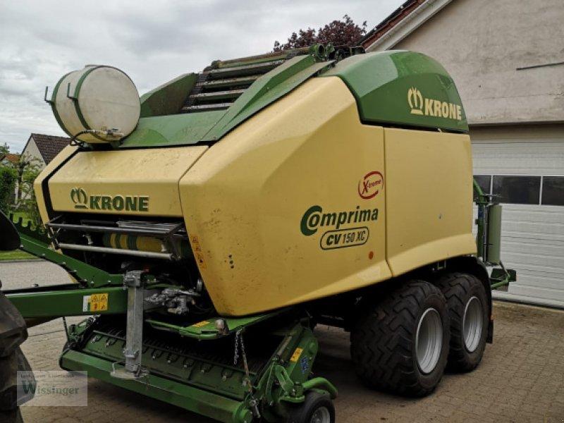 Press-/Wickelkombination типа Krone Comprima  CV 150 XC X-Treme, Gebrauchtmaschine в Thalmässing (Фотография 1)