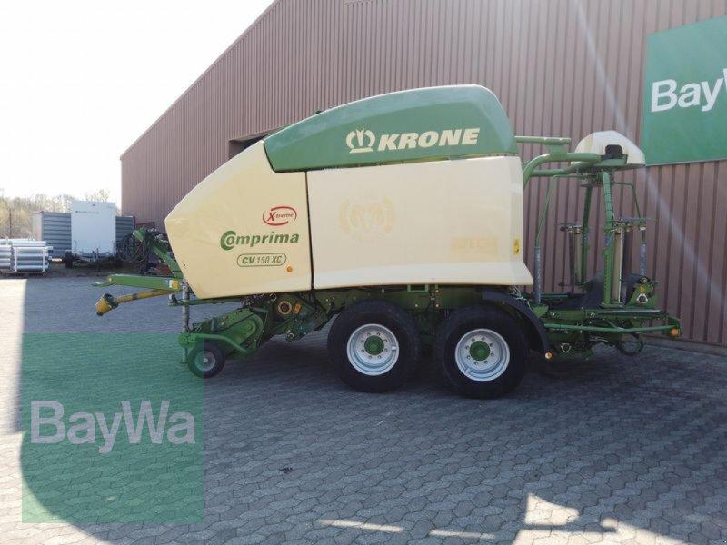 Press-/Wickelkombination du type Krone COMPRIMA X-TREME CV 150 XC, Gebrauchtmaschine en Manching (Photo 6)