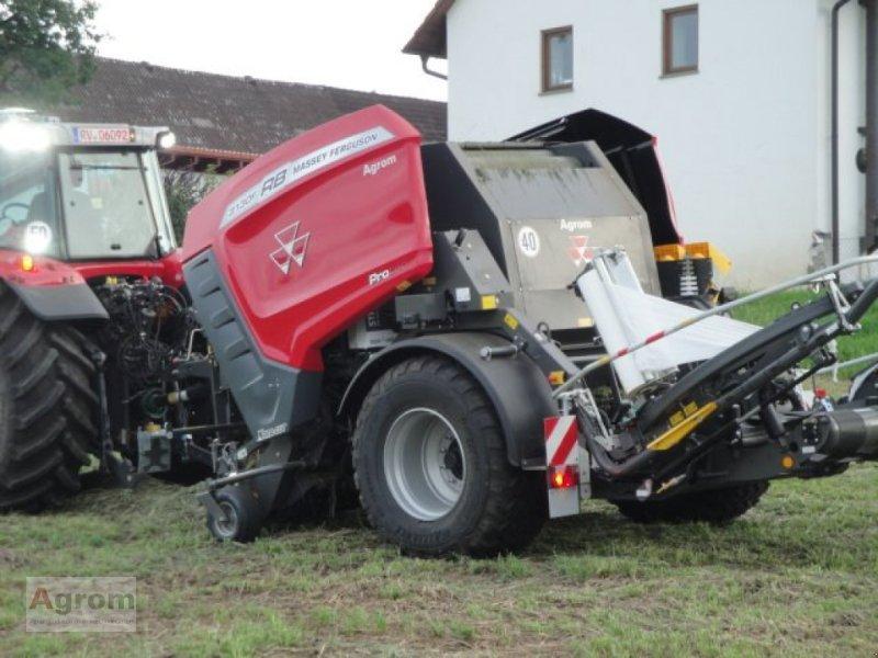 Press-/Wickelkombination des Typs Massey Ferguson RBC 3130 F, Gebrauchtmaschine in Riedhausen (Bild 1)