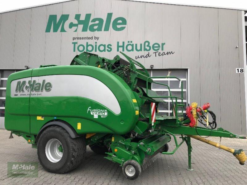 Press-/Wickelkombination des Typs McHale Fusion Vario, Gebrauchtmaschine in Borgholzhausen (Bild 1)