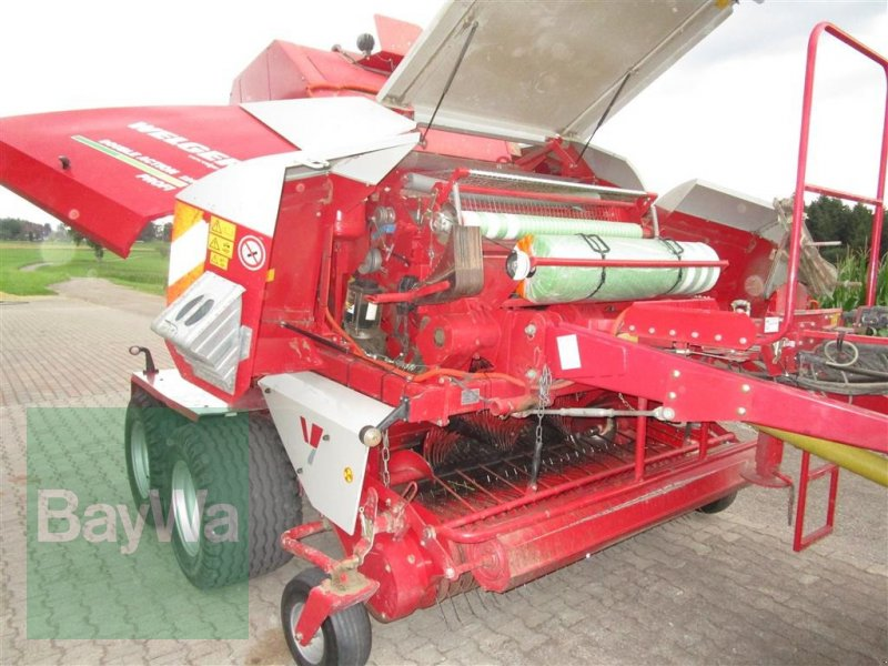 Press-/Wickelkombination des Typs Welger DA 220 Profi, Gebrauchtmaschine in Altensteig (Bild 4)