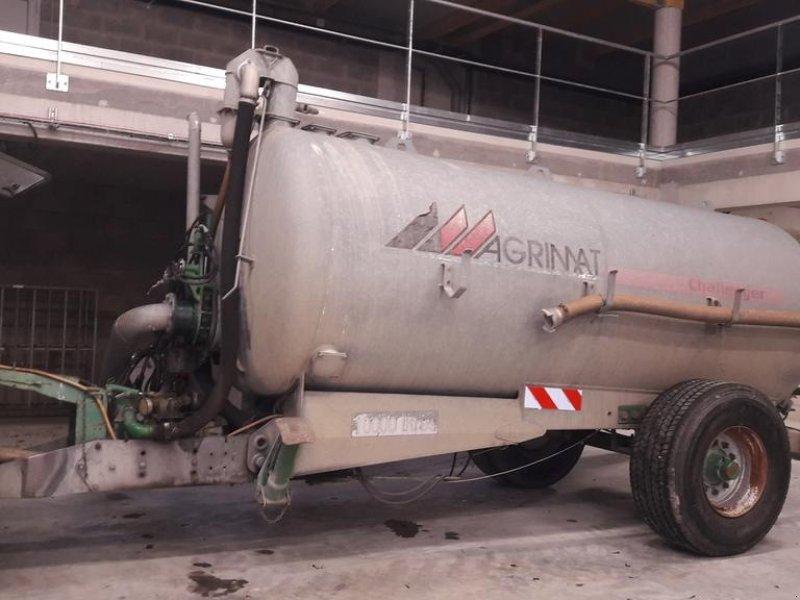 Pumpfass типа Agrimat 10000, Gebrauchtmaschine в CINTHEAUX (Фотография 1)