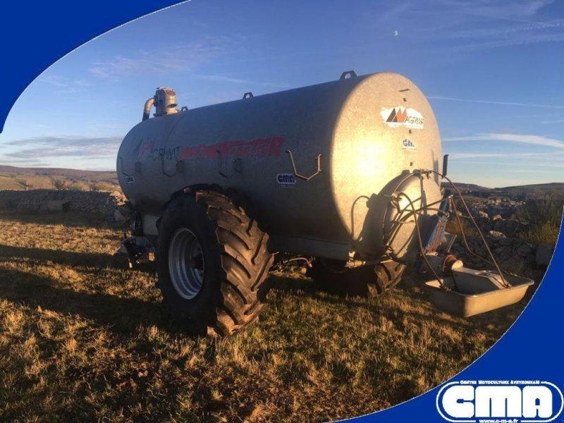 Pumpfass типа Agrimat FARMER 105, Gebrauchtmaschine в RODEZ (Фотография 1)
