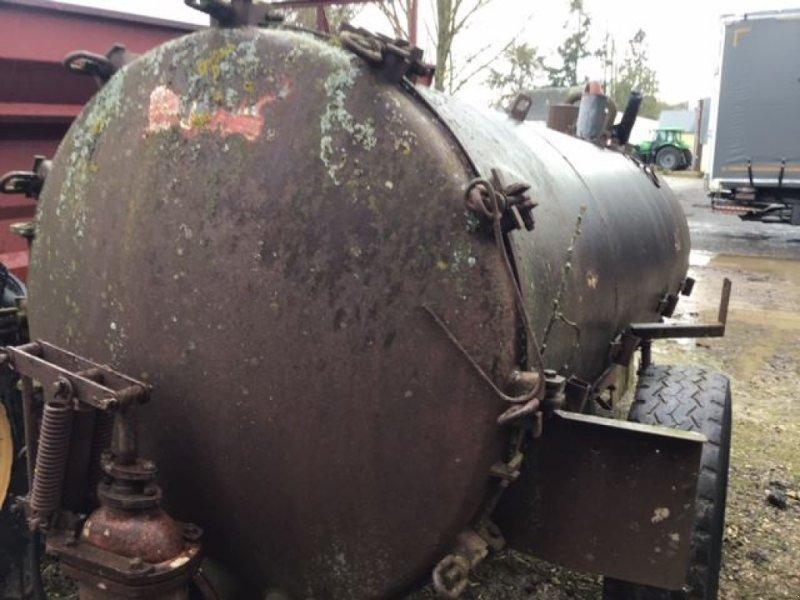 Pumpfass des Typs Albert Lohrengel TL 4000, Gebrauchtmaschine in les hayons (Bild 4)