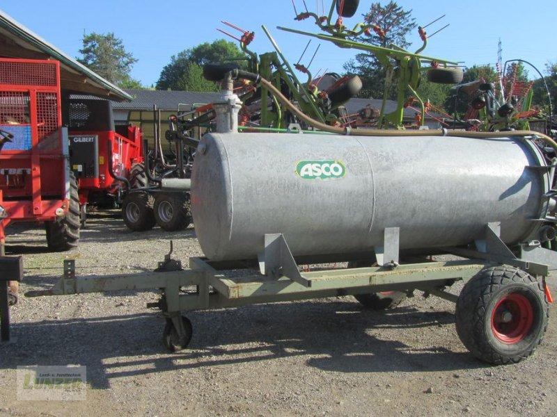 Pumpfass типа ASCO 1700 l, Gebrauchtmaschine в Kaumberg (Фотография 1)