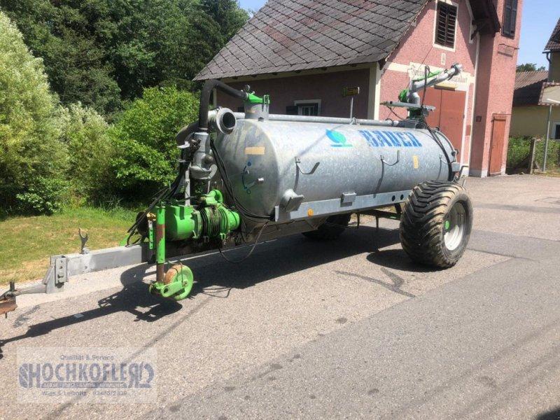 Pumpfass типа Bauer Kombifass K35 Einachs, Gebrauchtmaschine в Wies (Фотография 1)