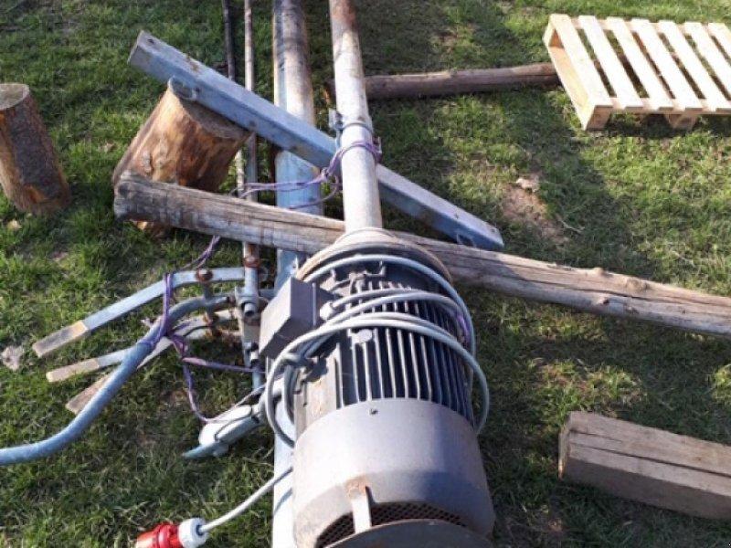 Pumpfass des Typs Bauer Sonstiges, Gebrauchtmaschine in Schopfloch (Bild 1)
