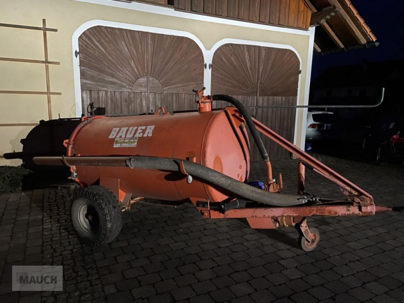 Pumpfass типа Bauer V 22 E, Gebrauchtmaschine в Burgkirchen (Фотография 1)