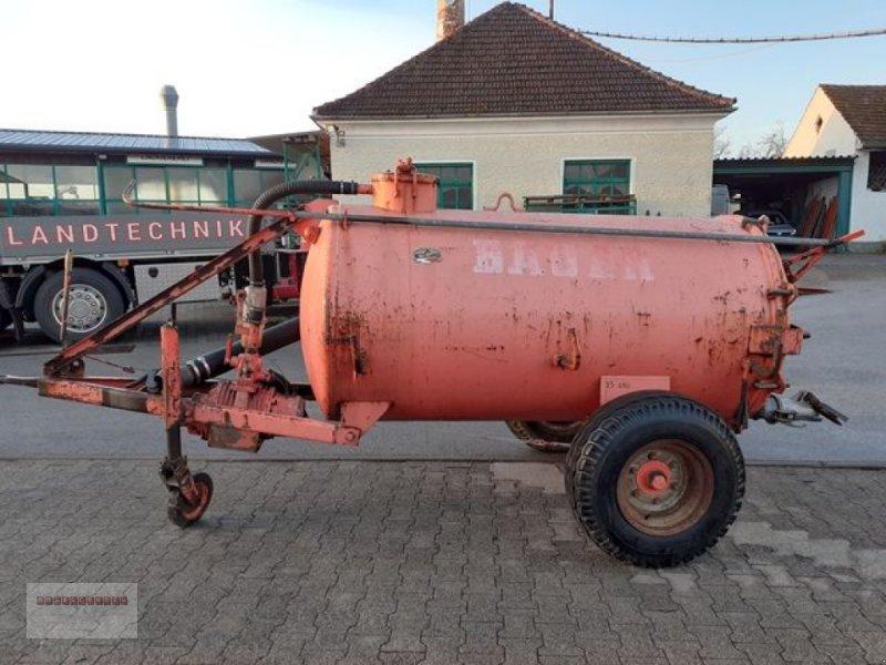 Pumpfass типа Bauer V 22 S, Gebrauchtmaschine в Tarsdorf (Фотография 1)