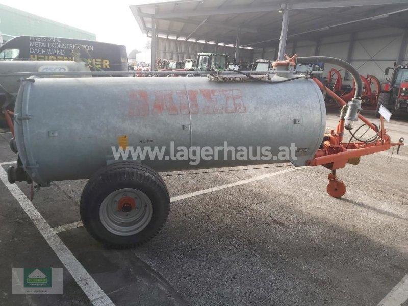 Pumpfass типа Bauer V 30, Gebrauchtmaschine в Klagenfurt (Фотография 1)