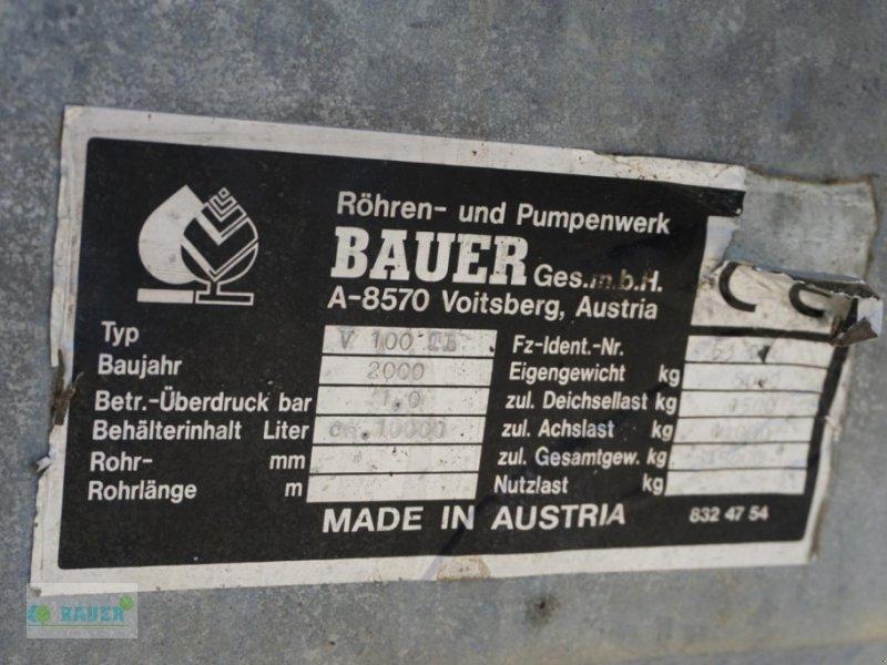 Pumpfass a típus Bauer V100, Gebrauchtmaschine ekkor: Peckelsheim (Kép 17)
