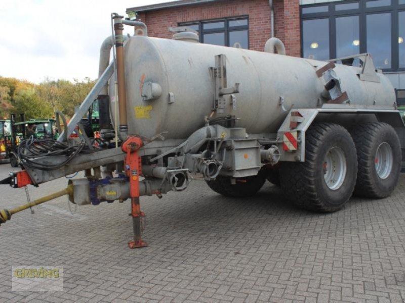 Pumpfass typu Briri DTTW 170, Gebrauchtmaschine w Ahaus (Zdjęcie 1)