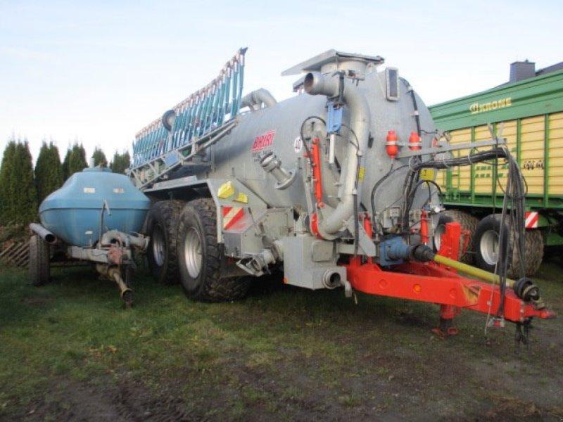Pumpfass des Typs Briri PTW 16700 Bomech Farmer, Gebrauchtmaschine in Konradsreuth (Bild 1)