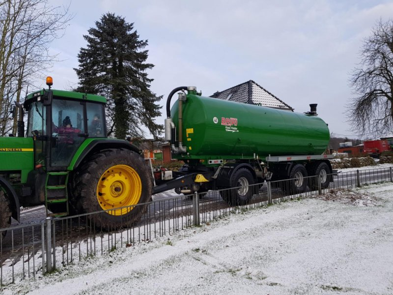 Pumpfass типа Briri Road Master 26, Gebrauchtmaschine в Honigsee (Фотография 1)
