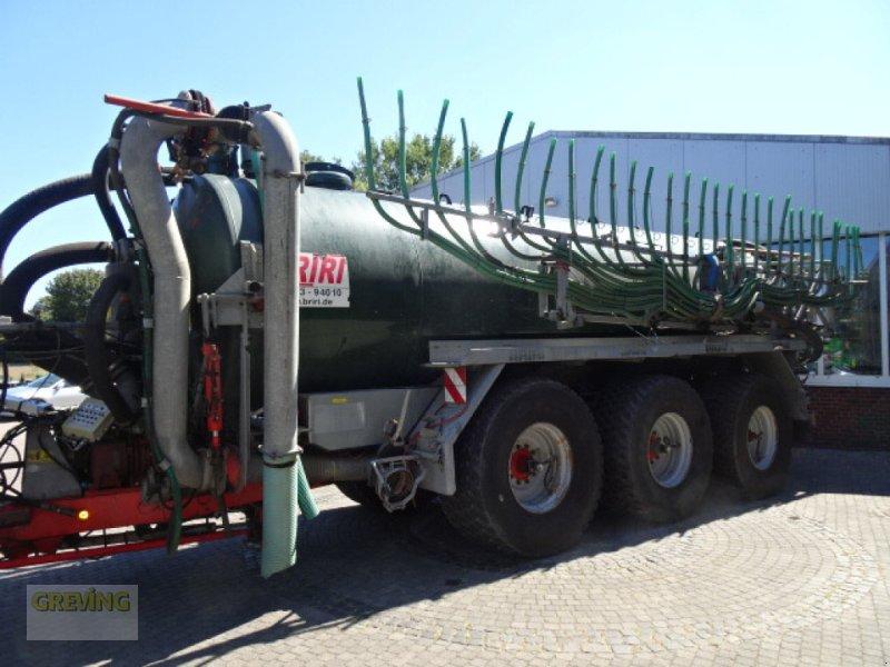 Pumpfass des Typs Briri VTRW 24500, Gebrauchtmaschine in Greven (Bild 1)