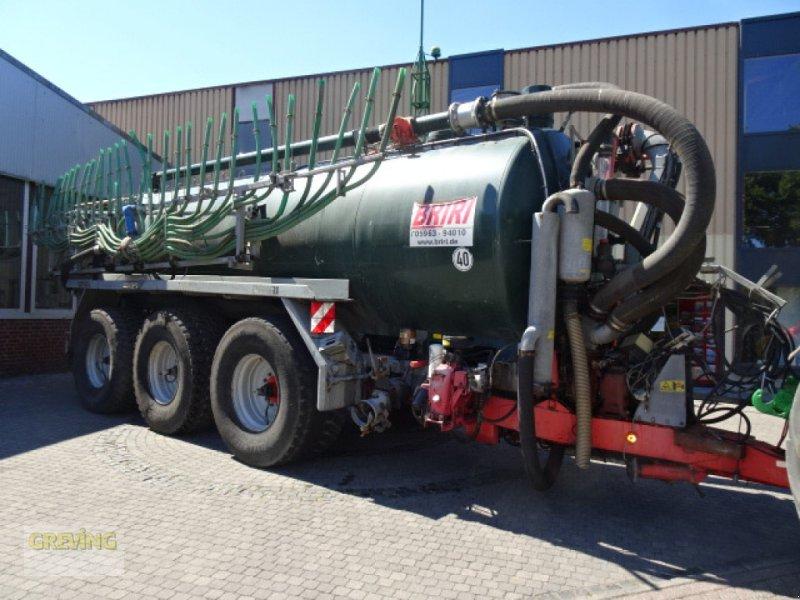 Pumpfass des Typs Briri VTRW 24500, Gebrauchtmaschine in Greven (Bild 4)
