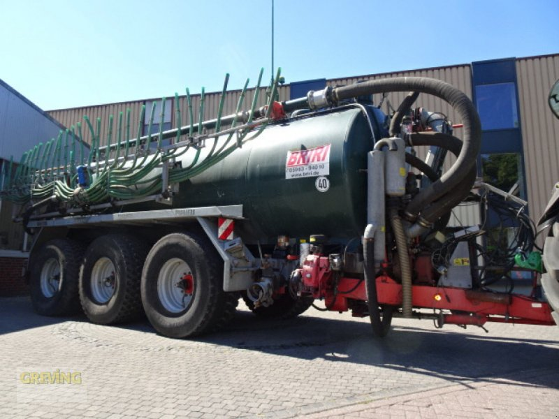 Pumpfass des Typs Briri VTRW 24500, Gebrauchtmaschine in Greven (Bild 5)