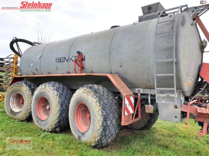Pumpfass типа Bruns Pumptankwagen VD 20, Gebrauchtmaschine в Rollwitz (Фотография 1)