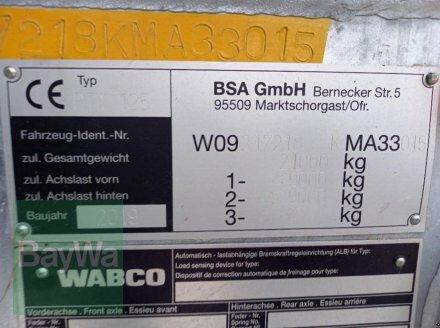Pumpfass des Typs BSA BSA PTW 125 FARMERLINE, Vorführmaschine in Griesstätt (Bild 11)