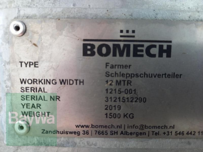 Pumpfass des Typs BSA BSA PTW 125 FARMERLINE, Vorführmaschine in Griesstätt (Bild 10)