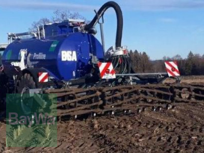 Pumpfass des Typs BSA BSA PUMPTANKWAGEN PTW 12 E, Vorführmaschine in Fürstenfeldbruck (Bild 19)