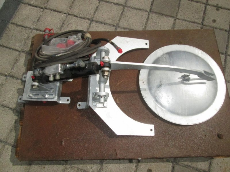 Pumpfass des Typs BSA hydraulischer Klappdeckel PTW, Gebrauchtmaschine in Wülfershausen an der Saale (Bild 1)
