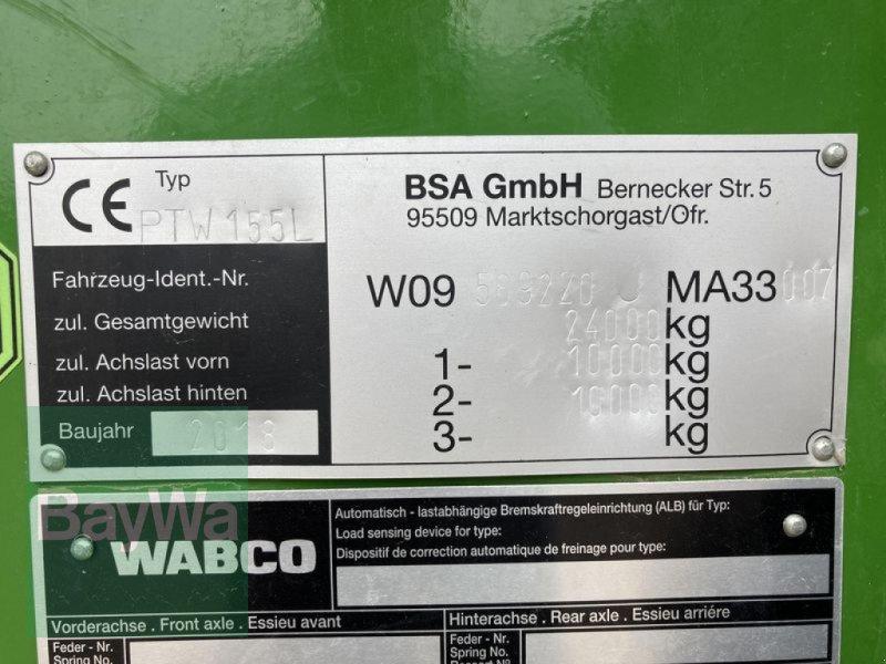Pumpfass des Typs BSA PTW 155 L PROFILINE, Gebrauchtmaschine in Obertraubling (Bild 8)